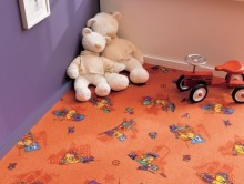 Funny Bear | Duvardan Duvara Halı | Associated Weavers