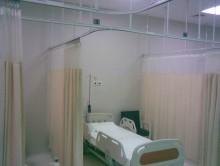 Hastane Yatak Bölmesi 5 | Perde