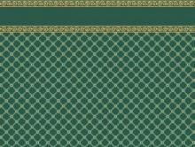 Koridor ve Bordürlü Halılar YEŞİL | Duvardan Duvara Halı | Dinarsu